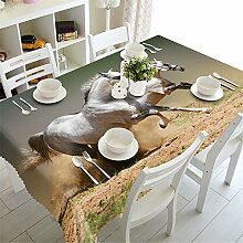 FuJia Tischdecke Haushalt tischdecke runden Tisch