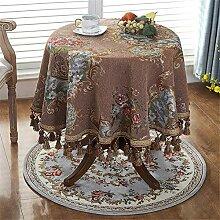 FuJia Tischdecken Couchtisch Tischdecke Stoff zu