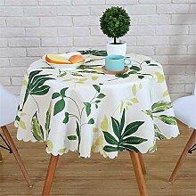 FuJia Tischdecken Tischdecke wasserdichtes Gewebe