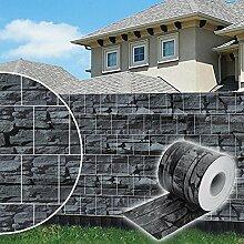 FullBerg 70m x19cm Sichtschutzfolie PVC