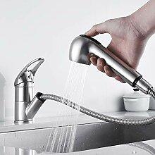 Fulllove Wasserhahn Ausziehbar Küche,