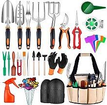 FUMONCHY Gartenwerkzeug Set 52-teiliges