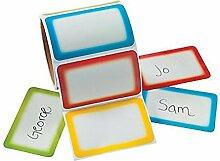 Fun Express Colorful Namensschild