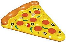 Fun Fun Pool Floaties, Aufblasbare Pizza Slice