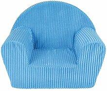 Fun House 712720Sessel Club blau aus Schaumstoff für Kinder Bezug 100% Polyester, Schaumstoff 100% Polyether 52x 33x 42cm