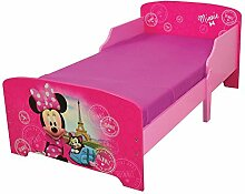 Fun House 712861 Disney Minnie Paris Kinderbett
