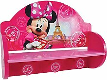 Fun House Disney Minnie Regal Tür Mantel für Kinder, MDF, 46x 33x 15cm