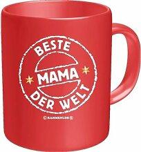 Fun Tasse mit Spruch - BESTE MAMA DER WELT