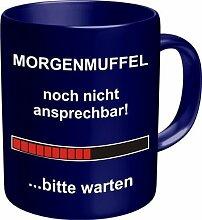 Fun Tasse - Morgenmuffel