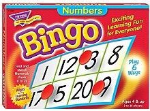 Fun to Know 36333G Zahlen Lernen Bingo-Spiele,