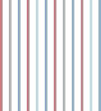 Fun4Walls Tapete mit feinen, blau