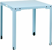Functionals T-Table Tisch Hellblau 70x70 (l) 70 X (b) 70 X (h) 73 Cm