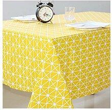 Functionaryb Tischdecke aus Baumwolle und Leinen