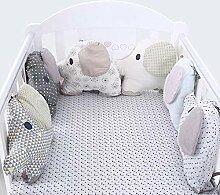 Funihut Bettumrandung Baby Nestchen Kinderbett