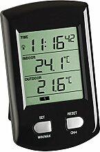 Funk-Thermometer Ratio mit Funkzei