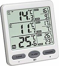 Funk-Thermometer Trio TFA 30.3062 Funkthermometer