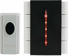 Funkgong HOME mit 32 Klingeltönen, Batteriebetrieb