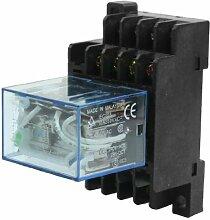funktioniert grün PILOT Lampe 4PDT Power Relay w