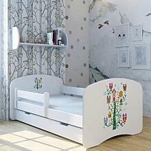 Funktionsbett Baumhaus II mit Matratze und