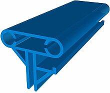 Funktionshandlauf blau oval 3,00 m x 7,00 m