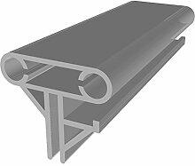 Funktionshandlauf grau oval 3,60 m x 7,37 m