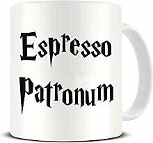 Funky NE Ltd Espresso Patronum – Harry Potter