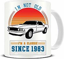 Funky NE Ltd Kaffeebecher mit Aufschrift