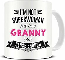 Funky NE Ltd Kaffeebecher mit Aufschrift I'm