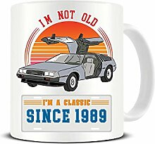 Funky NE Ltd Kaffeetasse mit Aufschrift I'm