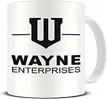 Funky NE Ltd Wayne Enterprises – Batman –