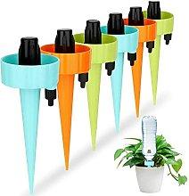 FUNNX 6 stücke Automatik Garten Sprinkler