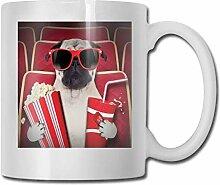 Funny Ceramic Novelty Coffee Mug 11oz,Funny Dog