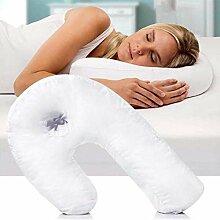 funny feng Side Sleeper U-Form Kopfstütze