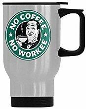 Funny Gift Coffee Mug 14 Ounces Funny Work Mug -