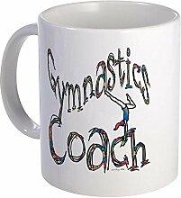 Funny Gymnastik Coach Kaffee Becher für Coach