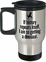Funny Historian Geschenk Travel Mug For History