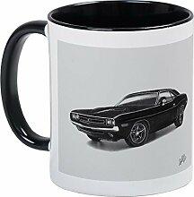 Funny Kaffee Becher für Frauen 1971Dodge