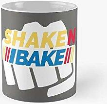 Funny Retro Shake N Bake Parable Classic Mug