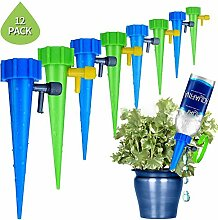 funnyfeng Automatisch Bewässerung Set, 12Stück