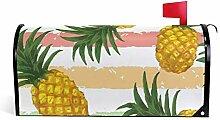 funnyy Briefkasten-Abdeckung, Vintage-Design,