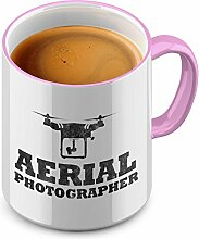 Funtasstic Tasse Aerial Photographer - Kaffeepott