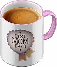 Funtasstic Tasse Best Mom Ever - Kaffeepott
