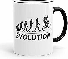 Funtasstic Tasse Evolution MTB - Kaffeepott