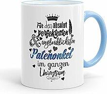 Funtasstic Tasse Für den absolut perfektesten