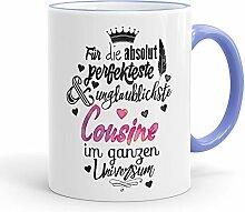 Funtasstic Tasse Für die absolut perfekteste