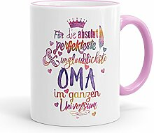 Funtasstic Tasse Für die absolut perfekteste Oma