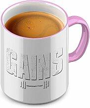 Funtasstic Tasse Gains - Kaffeepott Kaffeebecher