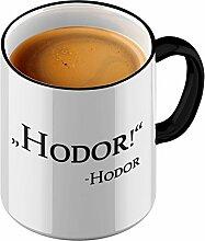 Funtasstic Tasse,Hodor'! Hodor - Kaffeepott