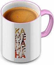Funtasstic Tasse Kamehameha - Kaffeepott