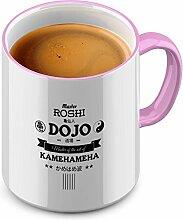 Funtasstic Tasse Master Roshi Dojo - Kaffeepott
